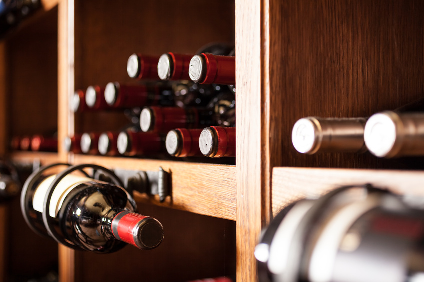 The wine Steward's selection